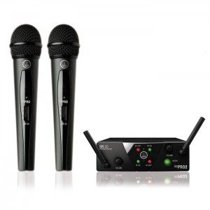 Akg Wms-40 Mini Dual Vocal Set