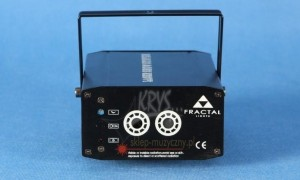 Fractal Lights Fl 120 Rg - Laser Led